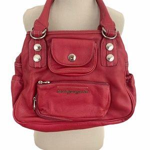 Pink Marc Jacobs Leather Handbag